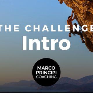 """The Challenge """"Intro"""""""