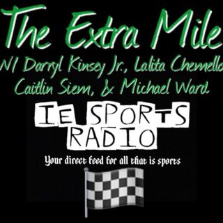 The Extra Mile #83 Indycar review, F1 Preview, NASCAR in Hollywood