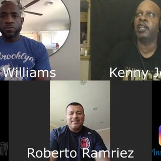 Episode 96 - Tony Williams & Roberto Ramirez
