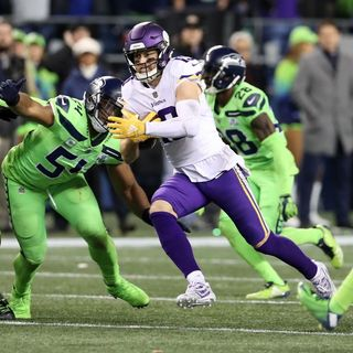 Purple People Eaters: Can the Vikings Pull Upset over Seattle? Recap Vikings 1st Win!