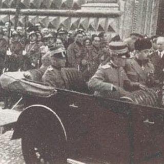 Il 15 ottobre 1933 viene a Ferrara Vittorio Emanuele III - #AccadeOggi - s01e02