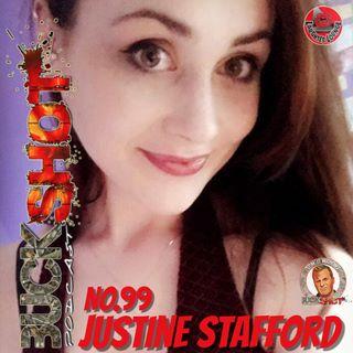 Episode 99 - Justine Stafford