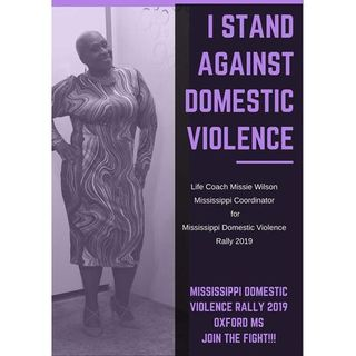 Missie Wilson the Director of the Mississippi Chapter for domestic Violence PT2