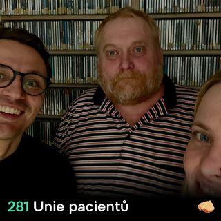 SNACK 281 Unie pacientu