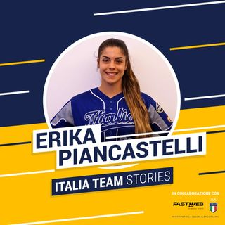Italia Team Stories - Erika Piancastelli