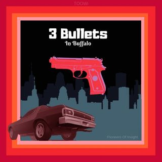 Episode 17 - 3 Bullets In Buffalo