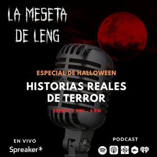 Ep. 15 - Historias reales de terror (Especial de Halloween 2019)