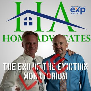 The end of the eviction moratorium solution | Home Advocates | Lee Honish | Derek Kelly