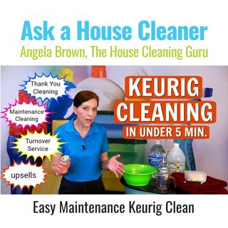 How to Do a Maintenance Clean on a Keurig Coffee Maker