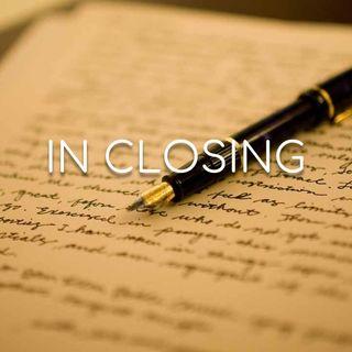 In Closing - Morning Manna #2792