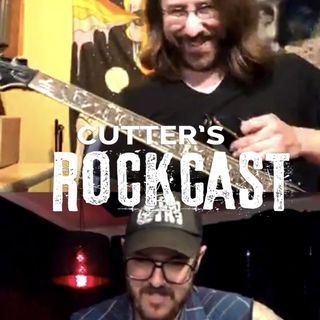 Rockcast 191 - Live Guitar Jams with Chris Bishop of Crobot