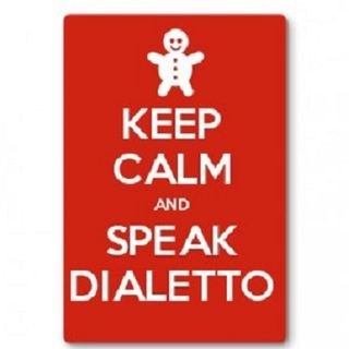 #ast Do you speaker dialetto?