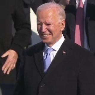 Inauguration Of Biden & Harris