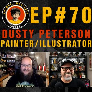 AWP. EP70 Illustrator, Extreme Metal Album Artist And Game Artist Dusty Peterson