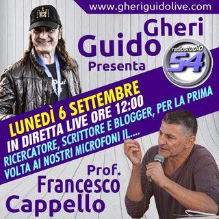Intervista a Francesco Cappello