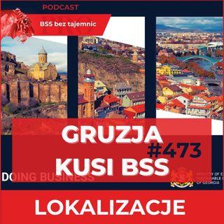#473 Gruzja kusi BSS