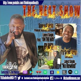 """THE HEAT SHOW"" feat. Producer & CHH Artist Sonny Knight"