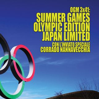 OGM 3x41: SUMMER GAMES OLYMPIC EDITION JAPAN LIMITED