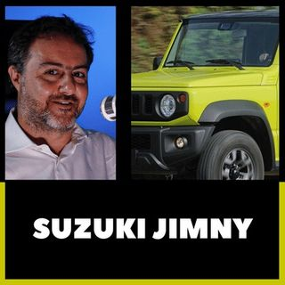 S1| Episodio 7: Suzuki Jimny M.Y. 2018, per andare dappertutto