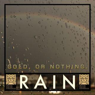 Gentle Rain | White Noise | ASMR & Relaxation