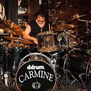 Carmie Appice - legendary drummer