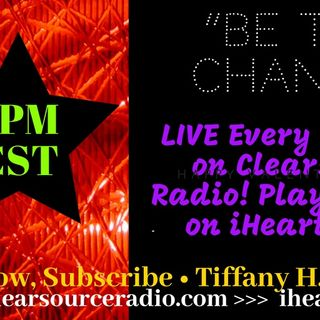 """Momo and Other Suicide Challenges"" 0305 ""Be The Change"" with Tiffany H. Lewis on Clearsource and iHeart Radio!"