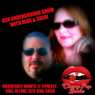 XXX Porn Star Radio - ASN Underground With Mike & Sheri & Pervy September 21 2017