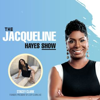 "The Jacqueline Hayes Show featuring ""Stacey Clark"""