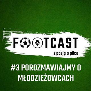 Futcast #3 Porozmawiajmy o młodzieżowcach