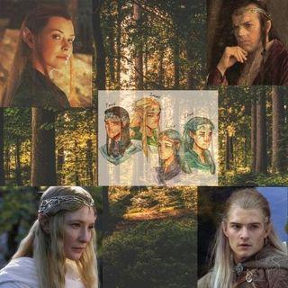 Parte 3- Quenta Silmarillion (Capitolo 4-5-6)