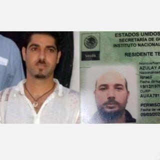 Israelí habría traicionado a criminal: Gabriel Regino