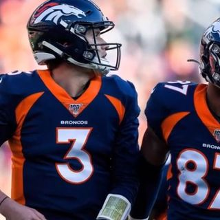 DVDD #043: Brief Broncos' Schedule Takeaways | Scouting Tips