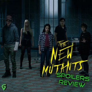 New Mutants Spoilers Review
