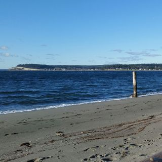 60 Seconds for Wednesdays on Whidbey: Mutiny Bay, Eagles and Silence.