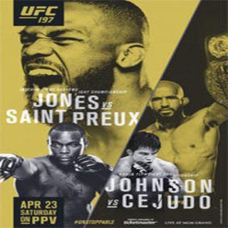 MMA Roundtable UFC 197 - UFC 198 + UFC New York