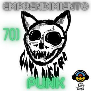 70) Emprendimiento Punk