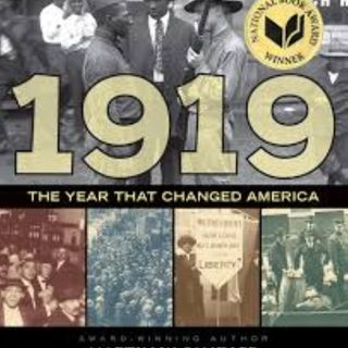 Martin Sandler Releases The Book 1919