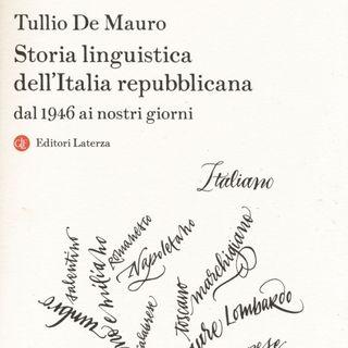 "Massimo Arcangeli ""Tullio De Mauro"""