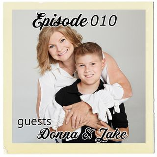 The Cannoli Coach: Teach Your Children Well! w/ guests Donna Rice and Jake Cusack | Episode 010