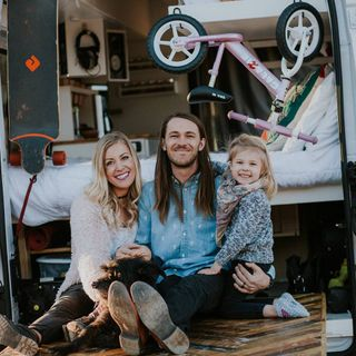 Mars & Ashley Fite Share Family Travel Stories Living Full Time On The Road In A Tiny House On Wheels