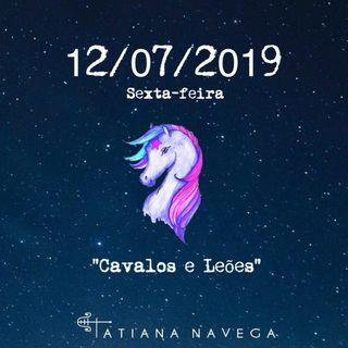 Novela dos ASTROS #31- 12/07/2019