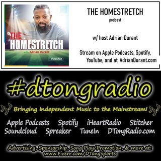 #NewMusicFriday on #dtongradio - Powered by AdrianDurant.com