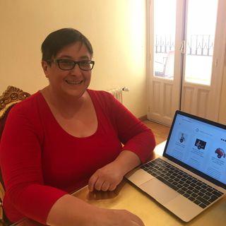 Intervista Stefania Del Monte  - direttrice di Ciao Magazine e volontaria