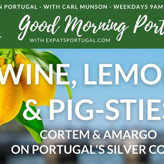 Portugal places & spaces: Cortem & Amargo, Silver Coast (and a bit of Bairrada)