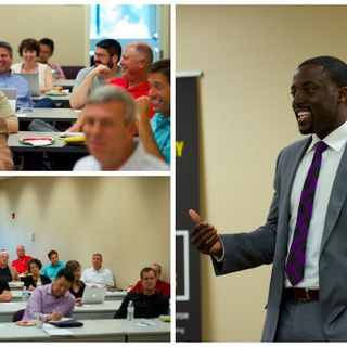 Kwame Christian - The Negotiation Consultant