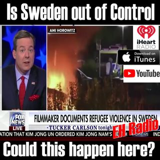 Morning Moment Is Sweden OUT Of CONTROL Jan 18 2018