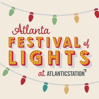 Experience Atlanta Festival of Lights