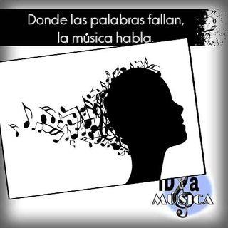 Donde las palabras fallan, la música habla