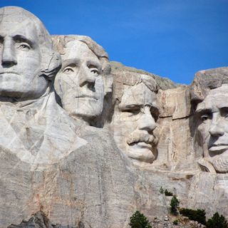 Your Mt. Rushmore Of...