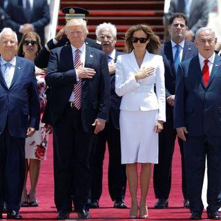 """Israeli Leaders: Glad To See America """"Is Back"""""""